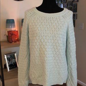 Pastel Turquiose Sweater